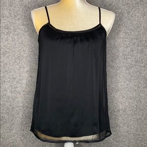 The Limited Sheer Layered Tank Top